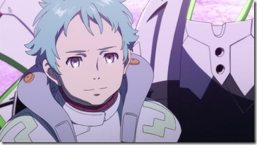 Eureka Seven AO Ao Says Goodbye