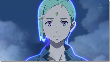 Eureka Seven AO Eureka Happy Ghost