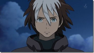 Eureka Seven AO Renton Looking Cool