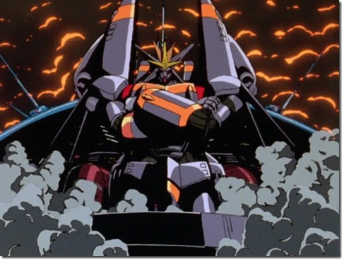 Gunbuster Front View