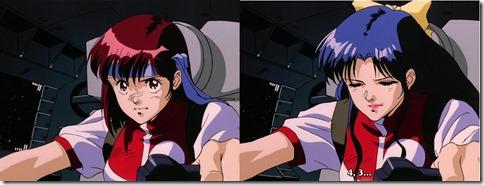 Gunbuster Kazumi Amano Noriko Takaya