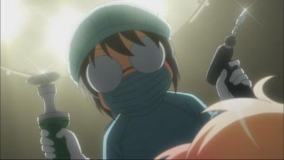Kotoura-san Episode 3 - Daichi's Tease