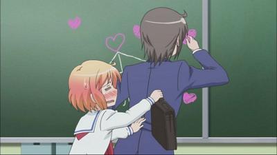Kotoura-san Episode 3 - No Manabe-kun!