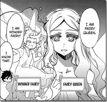 Maoyuu Mao Yuusha Winged Fairy Fairy Queen