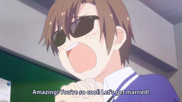 oreshura episode 3 MC-kun
