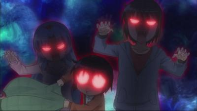 Kotoura-san Episode 4 - Kotoura hunting