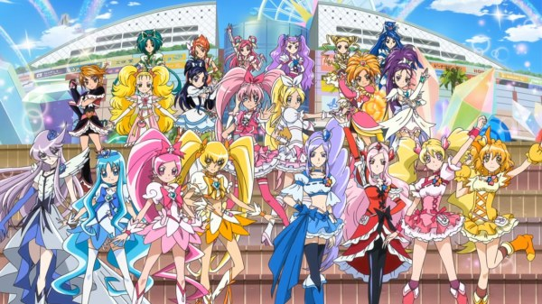 Pretty Cure All-Stars  Movie