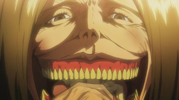 Shingeki no Kyojin 01 - Titan meal time