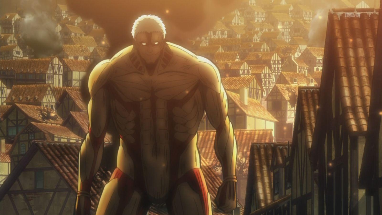 Shingeki no Kyojin 02 – Day Two | Anime Audiolog