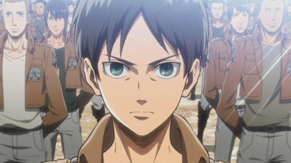 Shingeki no Kyojin 02 - Eren as cadet