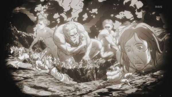 Shingeki no Kyojin 02 - Titans