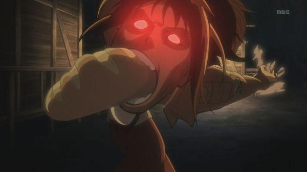 Shingeki no Kyojin - Sasha bread attack