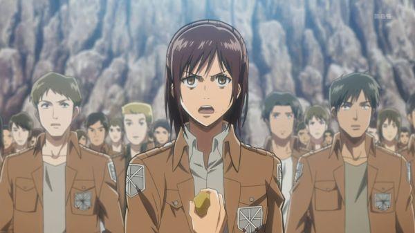Shingeki no Kyojin - Sasha