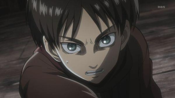 Shingeki no Kyojin 6 Young Eren