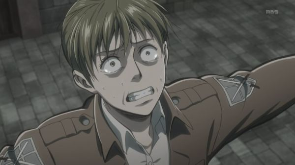Shingeki no Kyojin Ep 7 - death awaits