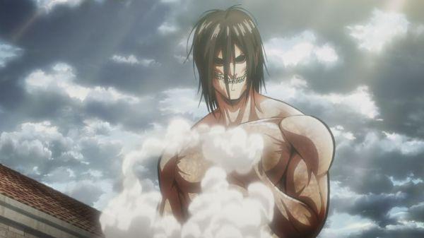 Shingeki no Kyojin Ep 7 - new titan
