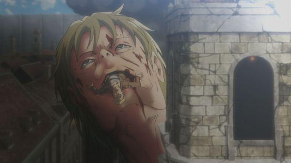 Shingeki no Kyojin Episode 5 Eaten alive