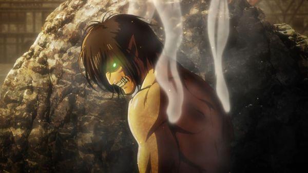 Shingeki no Kyojin Ep 11 -Eren Titan