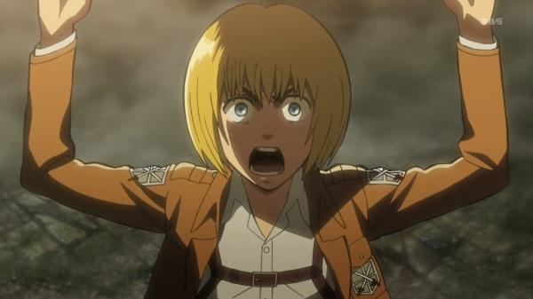 Shingeki no Kyojin Episode 10 Armin