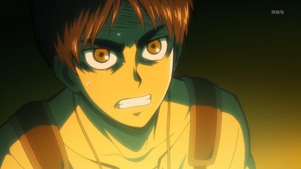 Shingeki no Kyojin Episode 10 Eren