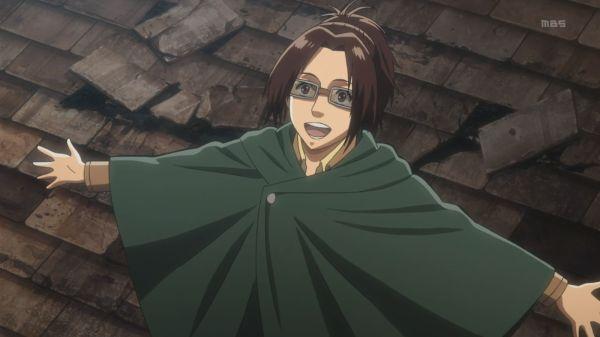 Shingeki no Kyojin zoe