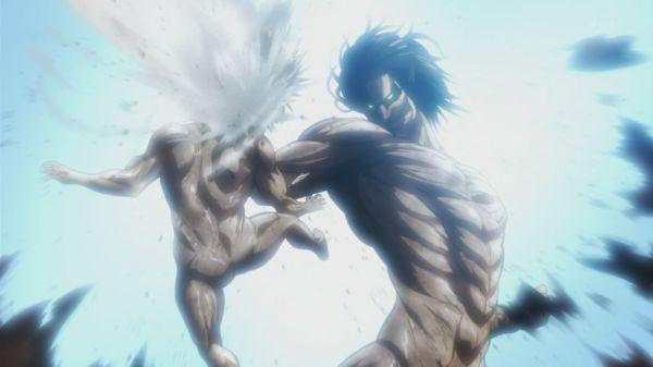 Shingeki no Kyojin Episode 9 - Titan Eren