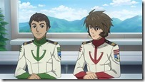 Space Battleship Yamato 2199 episode 4 Brothers in Arms