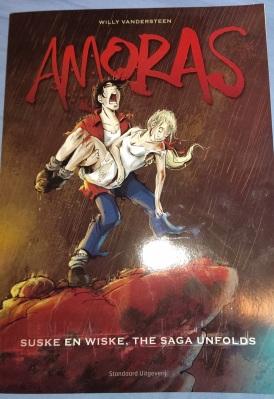 Amoras cover