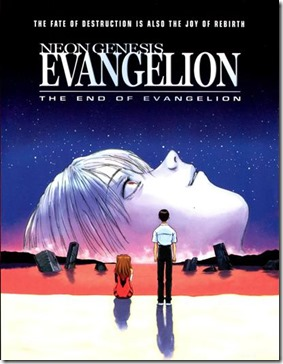 End of Evangelion Movie Poster