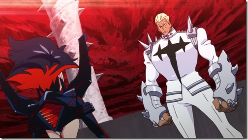 KILL la KILL - 09 - A Once In a Lifetime Chance Face Off